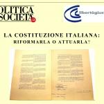 La Costituzione, attuarla o riformarla?-convegno del 11.06.2012-interventi  del pubblico